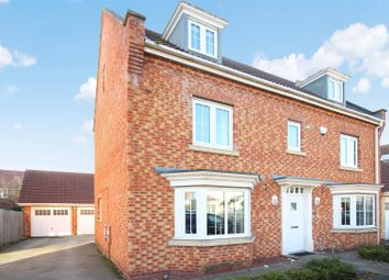 Thumbnail 5 bed detached house for sale in The Bales, South Milford, Leeds