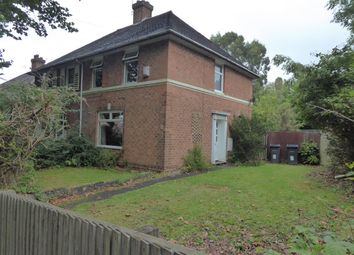 Thumbnail 2 bed semi-detached house for sale in Barcheston Road, Birmingham
