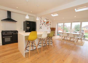 Thumbnail 3 bed semi-detached house for sale in Windborough Road, Carshalton