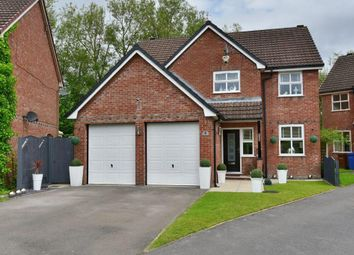 Thumbnail 5 bed detached house for sale in Gawthorne Close, Hazel Grove, Stockport