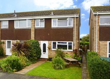Thumbnail 3 bed semi-detached house for sale in Villette Close, Christchurch