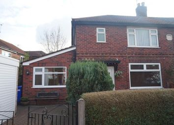 Thumbnail 4 bedroom semi-detached house for sale in Greylands Road, Manchester, Greater Manchester