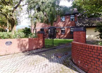 Thumbnail 4 bed detached house for sale in Leigh Road, Westhoughton, Bolton, Greater Manchester