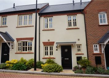 Thumbnail 2 bedroom terraced house for sale in Rays Meadow, Telford