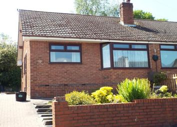 Thumbnail 2 bed bungalow for sale in St. Christophers Drive, Romiley, Stockport, Greater Manchester