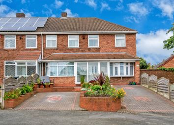 Thumbnail 5 bedroom end terrace house for sale in Stanhope Way, Great Barr, Birmingham