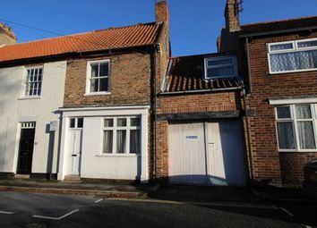 Thumbnail 2 bed terraced house for sale in Lairgate, Beverley