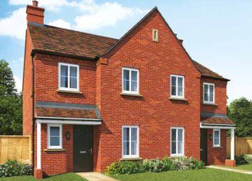 Thumbnail 3 bed semi-detached house for sale in Crest Drive, Fenstanton
