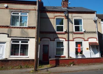 Thumbnail 3 bed terraced house for sale in Dunkirk Road, Dunkirk, Nottingham