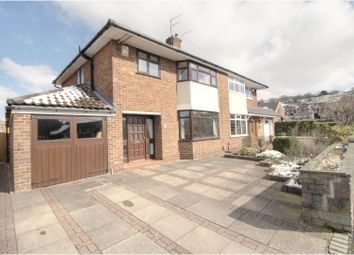Thumbnail 3 bed semi-detached house to rent in Stoneyfields Avenue, Stoke-On-Trent