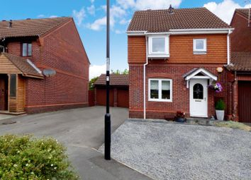 Thumbnail 3 bed link-detached house for sale in Cowley Close, Southampton
