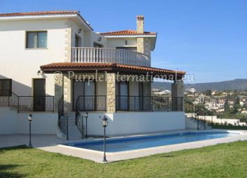 Thumbnail 3 bed villa for sale in Poli Crysochous 8830, Cyprus