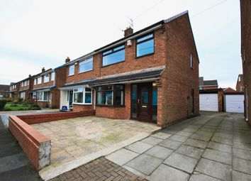 Thumbnail 3 bed semi-detached house for sale in Annesley Crescent, Wigan
