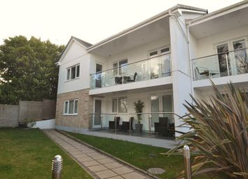 Thumbnail 3 bed flat for sale in Carbis Bay, Seaward Side, Cornwall