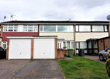 Thumbnail 3 bed terraced house for sale in Bruce Road, Coventry