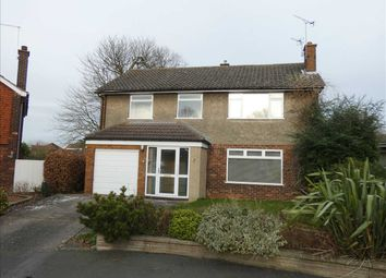 Thumbnail 3 bedroom detached house for sale in Glebe Close, Burton-Upon-Stather, Scunthorpe