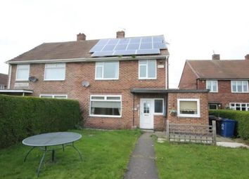 Thumbnail 3 bed semi-detached house to rent in Braebridge Place, Newcastle Upon Tyne, Tyne And Wear, UK