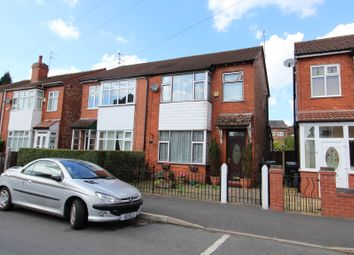 Thumbnail 3 bedroom semi-detached house for sale in Graham Road, Offerton, Stockport