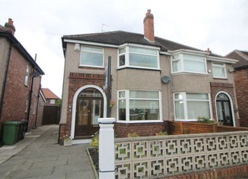 Thumbnail 3 bed semi-detached house for sale in Ecclesall Avenue, Litherland, Liverpool, Merseyside