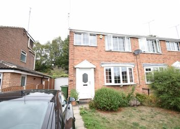 Thumbnail 3 bed semi-detached house to rent in Manor Crescent, Walton