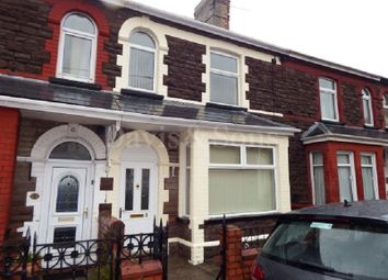 Thumbnail Terraced house to rent in Grove Terrace, Pontnewynydd, Pontypool, Monmouthshire.