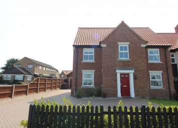 Thumbnail 4 bed detached house for sale in Market Road, Bradwell