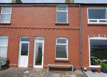 Thumbnail 2 bed terraced house to rent in Marine Terrace, Roa Island, Barrow-In-Furness