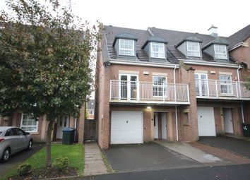 Thumbnail 4 bedroom town house for sale in Gillquart Way, Coventry