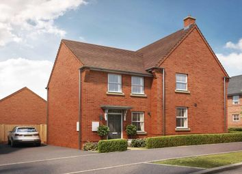 "Thumbnail 2 bed semi-detached house for sale in ""Wilford"" at Tingewick Road, Buckingham"