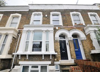 Thumbnail 3 bed flat for sale in Martaban Road, London