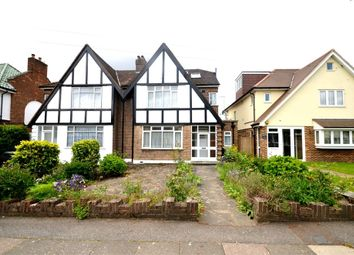 Thumbnail 4 bed semi-detached house to rent in Devonshire Road, London