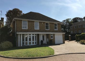 Thumbnail 5 bed detached house for sale in Belle Vue Close, Staines-Upon-Thames, Surrey