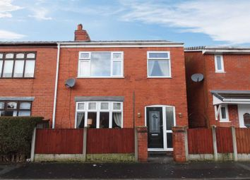 Thumbnail 3 bed semi-detached house for sale in Hilton Street, Lower Ince, Wigan