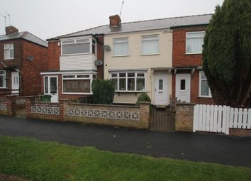 Thumbnail 3 bed terraced house to rent in Richmond Road, Hessle