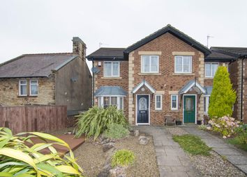 Thumbnail 3 bedroom semi-detached house for sale in Bells Wood Court, Consett