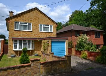 Thumbnail 4 bed detached house for sale in Cranford Avenue, Church Crookham, Fleet