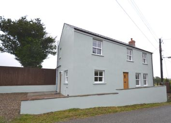 Thumbnail 3 bed detached house for sale in Trewarren Road, St. Ishmaels, Haverfordwest