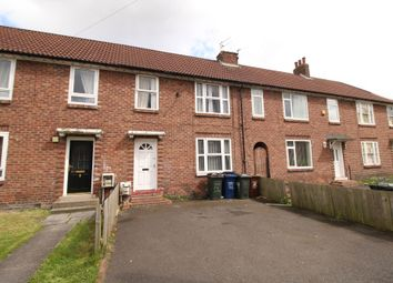 Thumbnail 3 bed terraced house for sale in Royal Crescent, Fenham, Newcastle Upon Tyne