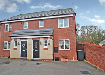 Thumbnail 3 bed semi-detached house for sale in Howieson Court, Mapperley, Nottingham