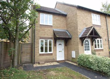 Thumbnail 1 bed end terrace house to rent in Orchardene, Newbury