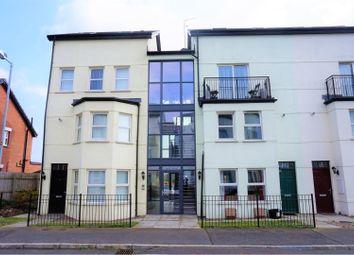 Thumbnail 2 bedroom flat for sale in Linen Crescent, Bangor