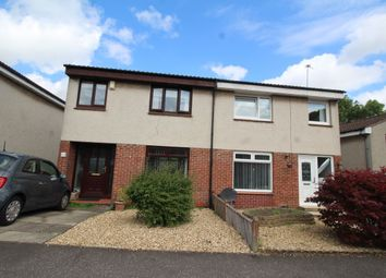 Thumbnail 3 bed semi-detached house for sale in West Hall Road, Broxburn