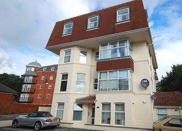 Thumbnail 1 bed flat to rent in Boscombe Spa Road, Boscombe, Bournemouth