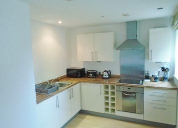 Thumbnail 1 bed flat to rent in Cornish Sq, 1 Cornish St, Sheffield
