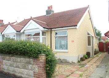 Thumbnail 2 bed semi-detached bungalow to rent in Arundel Road, Gosport