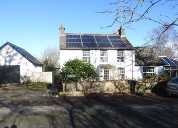 Thumbnail 4 bed detached house for sale in Llechryd, Cardigan