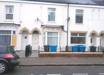 Thumbnail 3 bed terraced house for sale in Walliker Street, Hull
