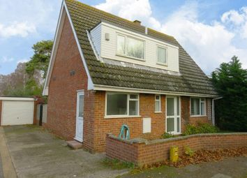 Thumbnail 3 bed property to rent in Caudle Avenue, Lakenheath, Brandon