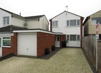 Thumbnail 3 bed detached house for sale in Manor Road, Fleckney, Leicester