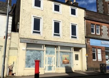 Thumbnail Retail premises for sale in 216 King Street, Castle Douglas, Dumfries And Galloway